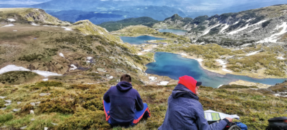 Hike The Seven Rila Lakes